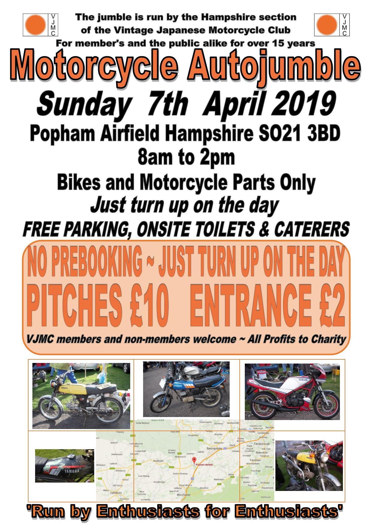 Popham Flyer