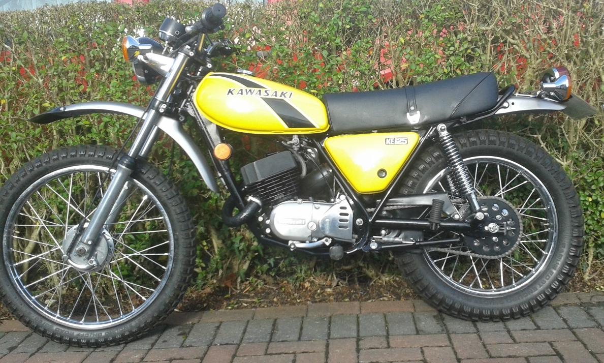 ke125a3 rh vjmc com 1976 kawasaki ke 125 for sale 1976 ke 125