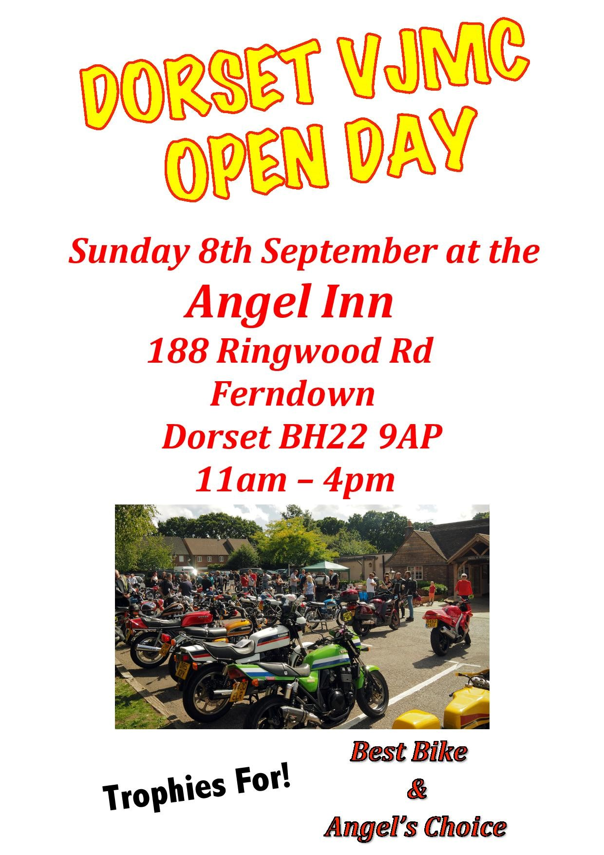 2019 Dorset Open Day September 2019